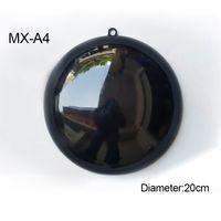 Tail application samples - 20 cm round Car wrap display model for car vinyl wrap plasti Dip paint application dispalying MX A4 sample