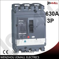 Wholesale 630a p new type Moulded Case Circuit Breaker mccb