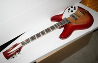 other 12 string guitar - best china guitar Deluxe Model STRING Electric guitar Semi Hollow Cherry Burst
