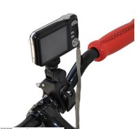 Wholesale Support Camera Bike Stand Bicycle Camera Mount For video camera for Gopro for fish lamps