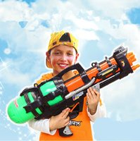 Wholesale NEW high pressure cm cm super large water gun toy plastic toys c gun Adult pressure water gun Pistol Fun Sports Summer Beach kids gift