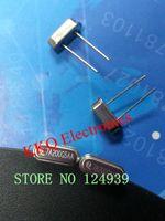 Wholesale MHZ M MHZ S DIP Crystal Resonator Sample kit HC S Passive crystal Quartz Crystal