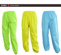 Wholesale 2016 NEW EEDA Men Women Waterproof Rainproof Outdoor Mountain Bicycle Bike Cycling Pants Trousers Cycling Clothing