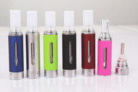Wholesale MT3 Clearomizer ml eVod BCC MT3 Atomizer Electronic Cigarette rebuildable Atomizers bottom coil tank Cartomizer for EGO EVOD battery