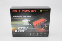 Wholesale Red mAh V Multi Function Auto Car Jump Start emergency starter car charging for mobile phone tablet PC Rechargeable Battery