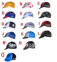 Wholesale women men Cycling riding Caps bicycle Road Bike Polyester Cap Hat Hats outdoor Multiple styles order lt no track