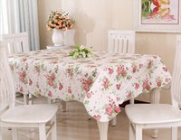 Wholesale by DHL tafelkleed nice colors tablecloths table for choices with higher quality camino de mesa tela
