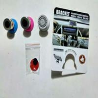 ball magnets - Magnet Degree Rotatable Car Holder for iPhone Samsung S5 GPS tablet PDA car Ball Holder Mobile Phone Holder