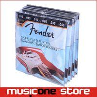 Wholesale 5set ST3050R Nickel Plated Steel Standara Tendion st th Electric Guitar Strings MU0625