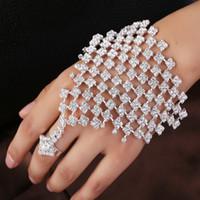 Wholesale 2015 NEW flag the bride accessories married bracelet wedding dress formal dress heart chain