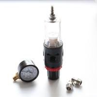 air compressor water filter - OPHIR Airbrush Filter Air Pressure Regulator Oil Water Separator Trap Filter Airbrush Compressor with Adaptors_AC010