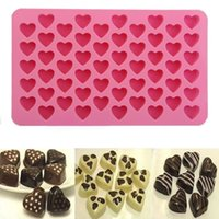 cupcake soap - 1 Hot Sale Silicone Ice Cube Chocolate Cake Cookie Cupcake Soap Molds Mould Tool Hearts