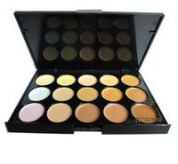 Wholesale Eyes Concealer Base High Quality Piece New colors Makeup Beauty Kit Camouflage Make up Set Concealer Palette
