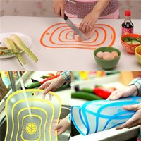 beef meat cuts - Durable And Portable Ultra thin Flexible Design Cutting Food Fruit Meat Beef Vegetable Board Mat Pad Kitchen Tool order lt no track