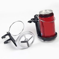 Wholesale Universal Car Truck Vehicle Air Outlet Folding Drinks Holders Bottle Cup Holder Stand MD049