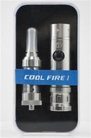 Cheap New Design Innokin Cool Fire 1 kit Electronic Cigarette Cool fire1 with iClear 30s Clearomizer Innokin coolfire 1 Mod