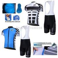 assos jacket - 2015 assos men cycling jersey clothing set short sleeve jacket bib gel pad shorts kit summer bicycle sport A5