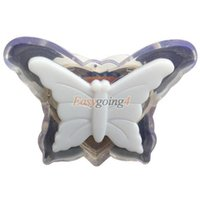 Wholesale EA14 Lovely Butterfly Home Novelty Energy Saving Bedside LED Night Lamp Light
