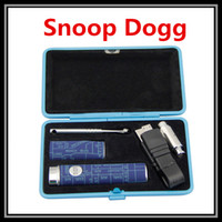 battery travel case - Snoop Dogg Travel Kit mAH Battery Micro Wax Dry Herbal G Vaporizer Mini SD Express Kit Vapor Pen In Metal Case