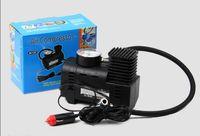 Wholesale Auto inflator pump portable air compressor mini tire pressure gauge inflator pump pump emergency tool Automotive aerator