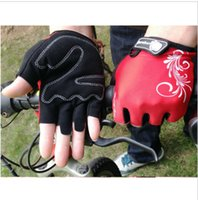 Wholesale New Bike Bicycle Half Finger Cycling Gloves Racing riding gloves GL10416