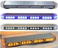 Wholesale United Safe low profile GEN III Watt LED strobe Lightbar strobe lightbar led strobe light bar amber blue red white ESM3525