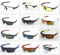 best bicycle design - 500pcs best price designs summer style Only SUN glasses sunglasses Bicycle Glass nice sports sunglasses Dazzle colour glasses D613