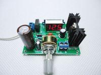 Wholesale LED display LM317 Adjustable Voltage Regulator Step down module AC DC to v v