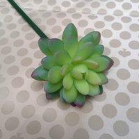 artificial succulent arrangements - 5 Styles Colorful Rare Succulent Grass Artificial Plant Landscape Fake Flower Arrangement Home Decor