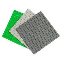 Wholesale Base Plate x16 Multicolor DIY Enlighten Block Bricks Compatible Assembles Particles Toy