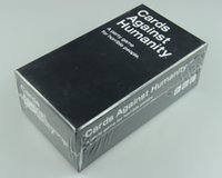 Wholesale Cards Against Humaity of Game cards US Basic Edition white cards and black cards