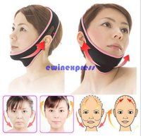 Wholesale New Body Sculpting V Line Face Cheek Chin Lift Up Slimming Slim Sleep Mask Belt Strap Band Sleeping