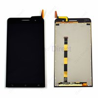 lcd asus - 1pcs Free HK Post Shipping LCD Display Replacement For Asus Zenfone LCD Screen With Touch Screen Digitizer