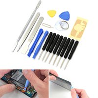 Wholesale Universal Mobile Phone Repair Tools Opening Open Repairing Tool Kit Set for Xperia Z l36h Ultra Z1 Compact Z2 Z3