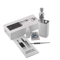 vamo kit - Dry Herb for Vaporizer Vaporizer Vamo Terminator Mod Starter Kit Mech Pack Electronic Cigarette Battery Box E cigarette Epacket free