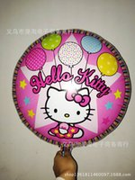background modeling - The new balloon inches aluminum balloons balloon KT cat modeling balloons cartoon balloons green background
