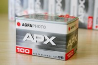 Wholesale Agfa agfa apx100 deg professional black and white film roll