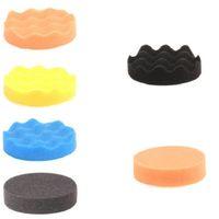 Wholesale 6Pcs High Gross quot mm Polishing Pad Set Buff Polishing Pad For Car Polisher