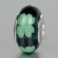 Cheap Murano glass beads Best 925 silver glass beads
