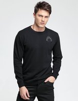 Pullover basic sweaters - 2015 Plus Size New Fashion High Quality Men s Sweater Pullover Slim Fit Casual Sweater Basic O neck Knitwear Clothing