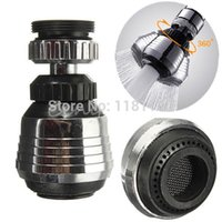 Wholesale Shower Swivel Head Adapter Water Saving Tap Aerator Connector Diffuser Filter