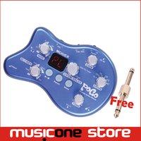 achat en gros de guitare pédale mooer-Mooer Pogo Protable Effet multi effets Effet pédale Effet pédale Effet pédale Livraison gratuite MU0326