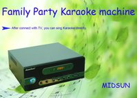 Wholesale professional karaoke player with different languages karaoke