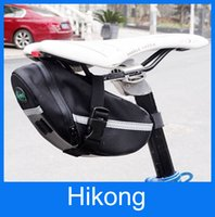 Wholesale Bicycle Saddle Pack Quick Disassembly Tail Bag Pack Mountain Bike Pack Road Bike Seat Bag Kit Bag Saddle Bag