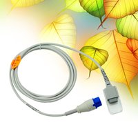 Wholesale Xmas Big Promotion b12pin SpO2 Sensor Extension Cable Adapter Cable For Philips