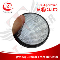 eec electric scooter - EEC approved Scooter Electric Bike ATVs amp Pit Bikes Front Reflector with White Color T Walker Scooter