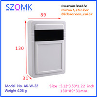access projects - Plastic project enclosure abs enclosure plastic desktop box mm wall enclosure door access control project enclosure