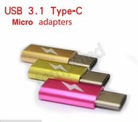 Wholesale Microsoft and xl Nexus X P USB Type C Male to Micro USB Female Mini Metal Connector Adapter Type C T01