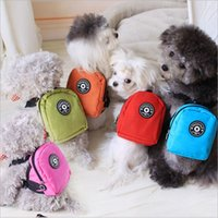 Wholesale Petstyle Backpack for Pet Cat Pet Dog Backpack for Small Dog School Bag Dog Backpack Teddy School Bag S L