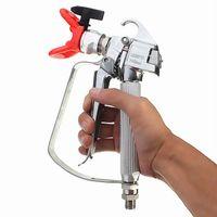 Wholesale 250kg Pressure PSI Airless Spraying Gun Machine Paint No Gas Guard